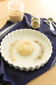 pâte à tarte brisée vegan à l huile d olive et à l origan