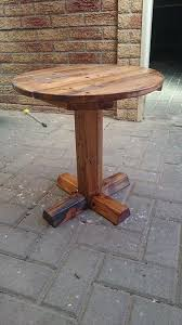 how to build a round table round designs