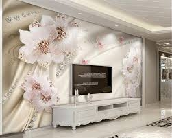 100 Decorated Wall Beibehang Living Room Bedroom Decorated 3D Wallpaper Luxury Diamond