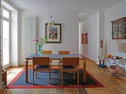 wohnräume dekoriert mit kiran kelims kiran kelim teppich
