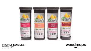 Highly Edible Gummies 100mg Recreational Edible