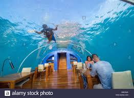 100 Rangali Resort Maldives Island Conrad Hilton Ithaa Underwater