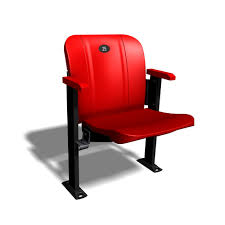 Deluxe Stadium Chair With Arms by Bleacher Stadium Seats Outdoor Stadium Seating
