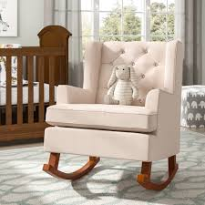 Darby Home Co Rocking Chairs You'll Love In 2019   Wayfair Personalized Rocking Chairs Childrens For Kids Il Tutto Bambino Clara Chair In Grey Moon Natural Wooden Legs Amazoncom Mybambino Girls With Name Only Pretty Painted A Beautiful Baby Gift Patio At Lowescom 10 Best Rocking Chairs The Ipdent Maxie Reviews Joss Main Eames Rar Chair Upholstered Pale Rosecognac Custom Ordered Princess Tu Little Girl Personalised