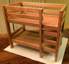 100 18 doll bunk bed american doll triple bunk bed plans
