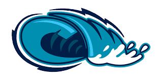 Ocean clipart tidal wave 8