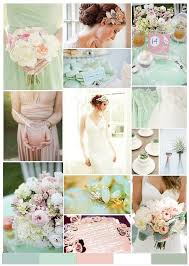 March April Wedding Themes