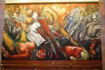 Jose Clemente Orozco Murales San Ildefonso by Jose Clemente Orozco Oil Painting Oil Painting Reproductions