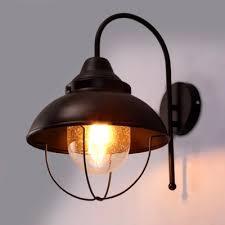 fashion style gooseneck glass industrial lighting beautifulhalo