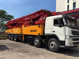 Yr2012 SANY 62m Used Concrete Pump Truck-VOLVO - Silk Road Equipment ... Types Of Concrete Pumps Pump Truck 101 Ads Services Okc Concrete Youtube Concos Putzmeister 47z Specifications Rental And Business Service Paraaque Pumping Action Supply Pump Indonesia Ready Stock For Sale America 70zmeter Truckmounted Boom In Advantage Company Ltd Hire Is There A Reliable Concrete Rental Near Me Wn Development