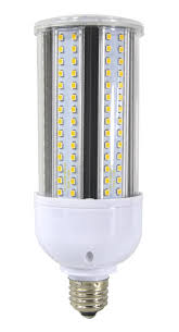 Satco Led Corn Lamps by Maxlite Skpt20ledu30e26 73449 20 Watt 120 277 Volt 3000k 1800