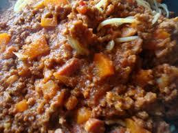 sauce bolognaise maison paperblog