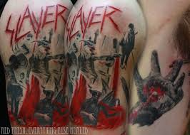 Slayer Tattoos Slayer Tattoos Find Slayer Tattoos