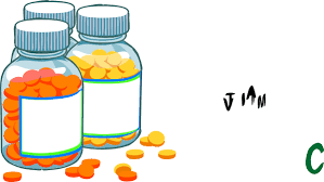 Medication Time Cliparts