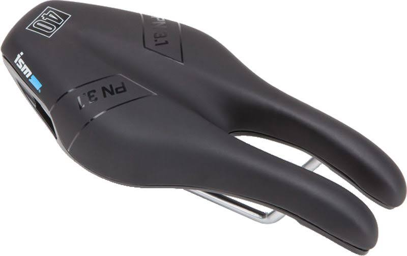 Ism PN 3.1 Bicycle Saddle - Black
