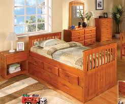 ridgeline honey captains trundle bed bed frames discovery