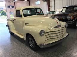 1951 Chevrolet Pickup For Sale | ClassicCars.com | CC-1038007