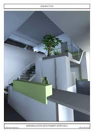 bureau du logement réhabilitation de logement en bureau influence design
