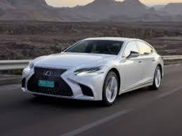 ls uk lexus new luxury ls 500h pricing and uk spec announced