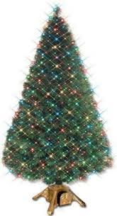 EZ Change Fiber Optic Christmas Tree 4 Ft