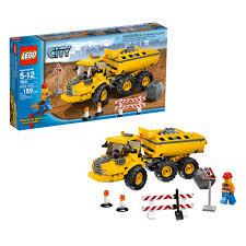 100 Lego City Dump Truck LEGO 7631