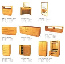 Names Of Bedroom Furniture In English Brand Words Spanish