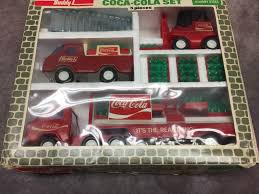 Buddy L Coca Cola Truck Diecast Set Forklift W/Ramp Steel Vehicles ... Rare Vintage 1950s 50 Buddy L Cocacola Coke Delivery Truck Baby Piano And Vintage Buddy Dump Truck Cacola Pressed Steel Delivery Model By Cacola Trucks Trailers 1979 Set In Box Trucks For Sale Pictures Coca Cola Gmc 550 Cab Circa 1960 Coca Cola Wbox Mack Collectors Weekly Japan Complete Whats It Worth 43 Paper Plates Cups With Lids Images Toy
