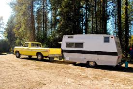 100 Hunting Travel Trailers Outside Of The Bubble Aristocrat Travel Trailer At Hunting Camp