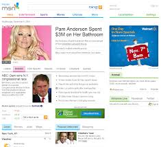 Microsoft Unveils New MSN Home Page Adds Twitter