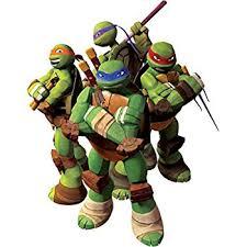 roommates rmk2246scs teenage mutant ninja turtles peel and stick