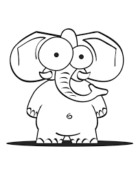 Crazy Eyed Elephant