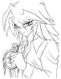 Nice Yugioh Coloring Pages To Print