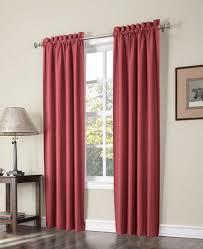 Window Curtains Walmartca by Sun Zero Parker Thermal Curtains Walmart Canada