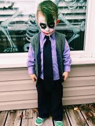 Payday 2 Halloween Masks Hack by Diy Joker Toddler Costume U2026 Pinteres U2026