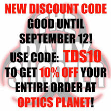 Use Code TDS 10 To Get 10% Off Your... - The Daily Shooter ...