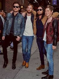 Kings Of Leon| | Music & Lyrics | Pinterest | Kings Of Leon, Leon ...