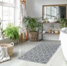 teppich waschbar badeteppich badematte badezimmer wc
