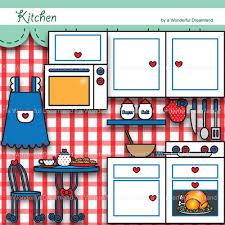 Clip Art Kitchen Clipart Kid