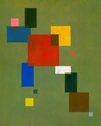 Wassily Kandinsky Thirteen Rectangles 1930
