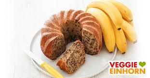 veganer bananenkuchen