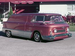 100 Gmc Concept Truck GMC LUniverselle 1955