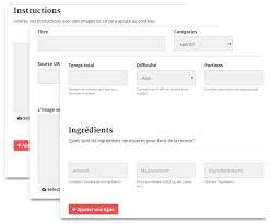 site recette de cuisine site de recette de cuisine recettes utiles pour votre table