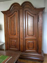 schrank für wohnzimmer oder schlafzimmer massivholz