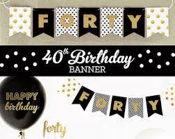 40th Birthday Decorations Canada by 40th Birthday Party Decorations 40th Birthday Decorations