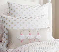 Pottery Barn Decorative Pillows by Ballerina Decorative Pillow Pottery Barn Kids Little