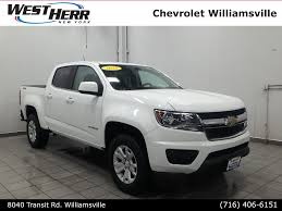 100 West Herr Used Trucks 2018 Chevrolet Colorado For Sale In The Buffalo NY Area