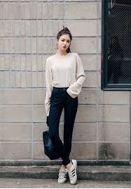 Trendy Korean Fashion Outfits For Women 2018