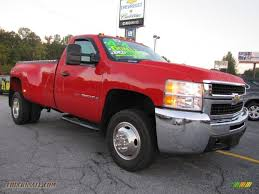2010 Chevrolet Silverado 3500HD Work Truck Regular Cab 4x4 Dually In ...