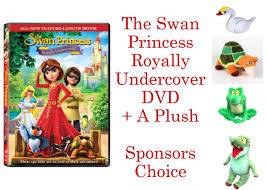 Spookley The Square Pumpkin Dvd Amazon by Maria U0027s Space The Swan Princess Royally Undercover Dvd Giveaway