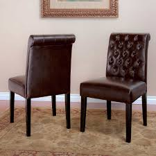 Broxton Fabric Dining Chair, Natural, 2-pack